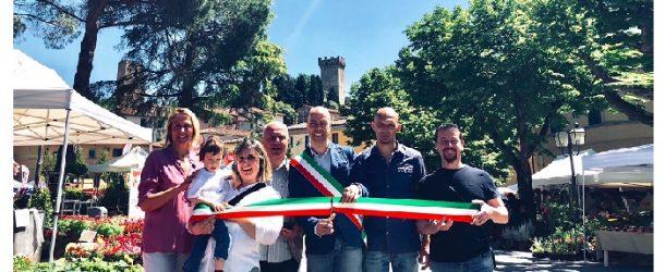 Vicopisano Castello in Fiera, fiera florovivaistica ricca di eventi continua anche domani, domenica 20 maggio