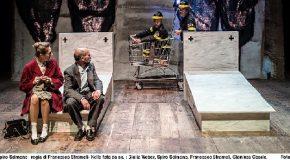 """Sabato 3 sul palco del teatro Era di Pontedera, """"Amore, una collaborazione """"Compagnia Scimone Sframeli"""" e """"Théâtre Garonne Toulouse"""""""
