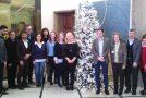 Ricevuti in Comune i docenti turchi ed irlandesi a Pontedera per un progetto di scambio culturale