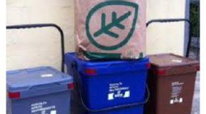 Oggi 21 novembre alle ore 11:00, presentazione del primo distributore automatico per i kit di raccolta differenziata a Cascina