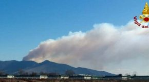 Bando del Comune di Vicopisano per erogare contributi alle imprese danneggiate dall'incendio del 25 febbraio 2019
