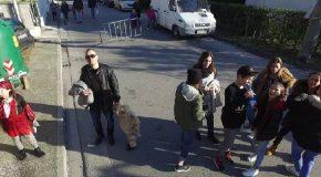 Luna park a Navacchio, modifiche alla viabilità
