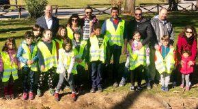Inaugurazione aiuola didattica di benvenuto del percorso Bene (in) Comune a Vicopisano, sabato 23 febbraio ore 11.30