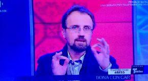 Il cascinese Luca Nannipieri tra i critici d'arte più seguiti in TV