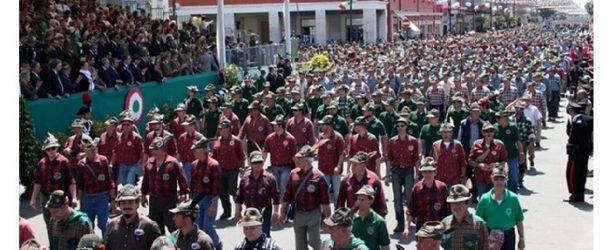 Cascina e Pisa candidate ad ospitare il raduno nazionale  degli alpini