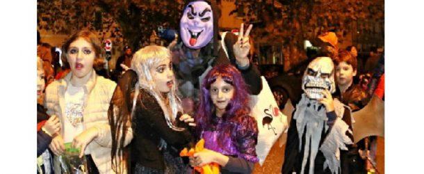 Una spaventosa notte di Halloween in biblioteca, tra arte e racconti del terrore
