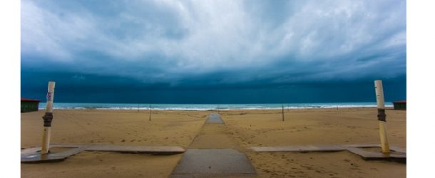 Forti temporali sulla Toscana nel week end