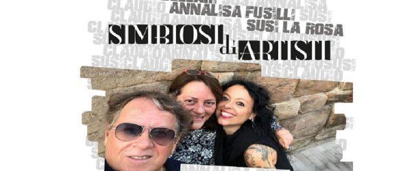"""Sabato 26 ottobre inaugurazione mostra a Calcinaia: """"simbiosi di artisti"""""""