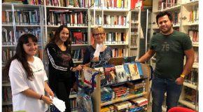 """Tornano le attività della biblioteca """"Lettori Pazienti"""" dell'ospedale Lotti di Pontedera"""