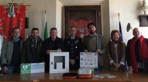 Donati 5 defibrillatori alle scuole di Bientina
