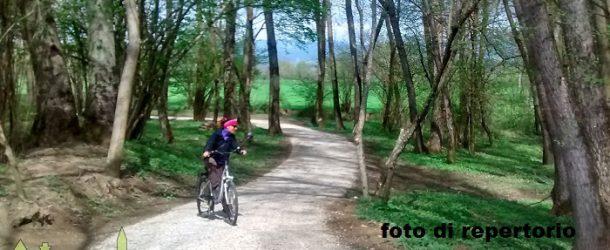 Inaugurazione pista ciclopedonale di Via Corsi e via Montale a Calcinaia