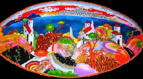 L'Osteria Pasta & Vino omaggia il grande artista Luca Alinari