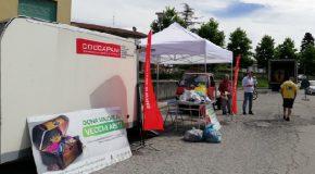 Giovedì 29 novembre raccolta abiti anche usata al mercato di Calcinaia
