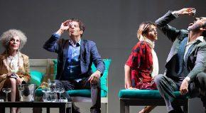 """Venerdì 30 novembre, """"Bella figura"""" con Simona Marchini a Pontedera"""