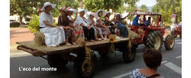 A Bientina la tradizionale benedizione dei trattori