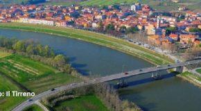 Ponte di Calcinaia chiuso da lunedì 30 luglio