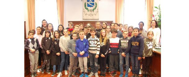 Si è insediato a Cascina il nuovo Consiglio comunale dei ragazzi
