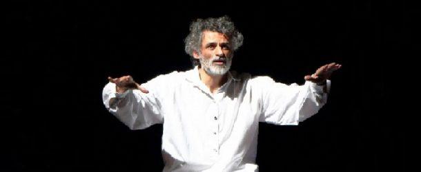 Enrico Lo Verso recita Pirandello al Verdi di Casciana Terme