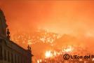 Conferenza di Luca Nannipieri dedicata all'incendio del Monte Serra