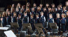 Voci Bianche Bonamici in Concerto per l'Ail