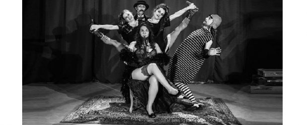 una sgangherata famiglia circense ispirata ai Freak Show al Teatro Verdi di Casciana Terme