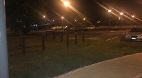Nuova illuminazione e nessuna barriera architettonica al parcheggio di Fornacette