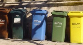 Raccolta rifiuti indifferenziati a Cascina,  si può richiedere il secondo contenitore grigio