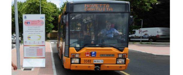 Bus Navetta a Pontedera il 2 novembre (commemorazione di Ognissanti)