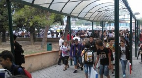 LA POLIZIA MUNICIPALE DI BIENTINA A SCUOLA PER IMPARTIRE AI RAGAZZI LEZIONI DI EDUCAZIONE STRADALE