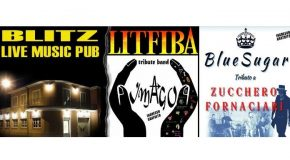 ROCK/BLUES ITALIANO VENERDI' AL BLITZ