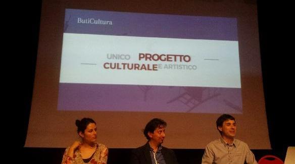 AGNESE CATUREGLI, ALESSIO LARI E MATTEO PARENTI