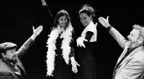 In scena il teatro comico del Quartetto Tetra e il teatro ragazzi de Le Strologhe