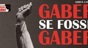 """""""GABER SE FOSSE GABER"""": ANDREA SCANZI A BUTI CON IL SUO SPETTACOLO SUL SIGNOR G. VENERDI' 16 GIUGNO ALLE 21:30 TEATRO """"DI BARTOLO"""""""