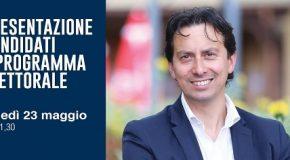 LUNEDI' 23 MAGGIO ALLE 21:30 A CASCINE DI BUTI INCONTRO CON ALESSIO LARI