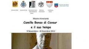 """IL COMUNE DI BUTI OSPITA """"CAMILLO BENSO CONTE DI CAVOUR"""""""