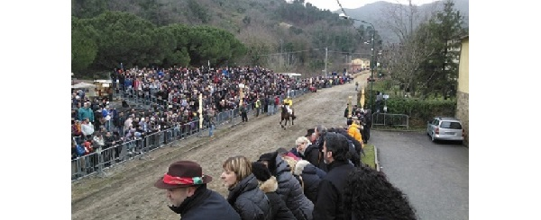 """""""CENA DEI 100 GIORNI"""" AL PALIO DI BUTI: CON L'APPUNTAMENTO DI VENERDI' 10 OTTOBRE SI INIZIA A FARE SUL SERIO..!"""