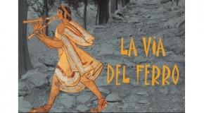 """""""LA VIA ETRUSCA DEL FERRO"""" – PRESENTAZIONE LIBRO (E PERCORSI CULTURALI CON NORDIC WALKING) A BUTI / BIBLIOTECA  SABATO 16/3"""
