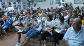"""PRESENTATO  A BIENTINA IL """"CENCIO"""", PALIO 2013 VINCITORE DEL CONCORSO TRA STUDENTI DELLE SCUOLE MEDIE."""