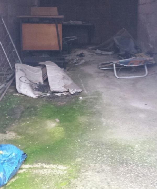 Un'ultima immagine dell'esterno dell'edificio...