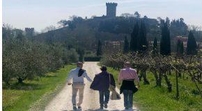 You & Dog sul Monte Pisano, 4 Passi a 6 Zampe come solidarietà per il Monte Pisano