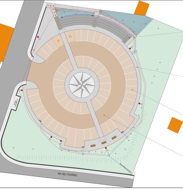 Il progetto di piazza della Repubblica