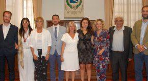 Presentati i due nuovi assessori al personale e al sociale di Cascina