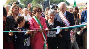 IL SOLE D'AUTUNNO BACIA LA NUOVA SCUOLA DI FORNACETTE
