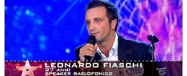 Fiera di Navacchio con lo show di Leonardo Fiaschi e la DB Days Band