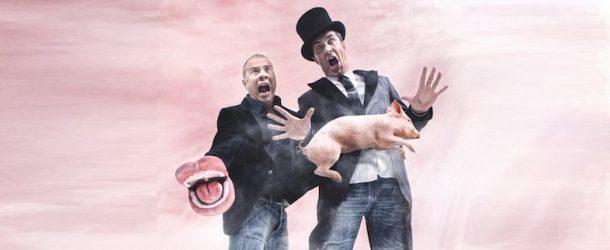 """Magia e teatro al Verdi di Casciana e alle Sfide di Bientina (Pisa) – In scena i Lucchettino con """"Maghi per una notte"""""""