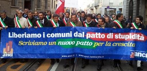 """PATTO DI STABILITA', LA REGIONE """"CEDE"""" 61 MILIONI A 215 COMUNI E 10 PROVINCE"""