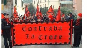 """CONTRADA LA CROCE: TANTE PERSONE, UN UNICO OBIETTIVO, IL """"CENCIO"""" !!!"""