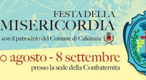 DA VENERDI' 30 AL VIA LA FESTA DELLA MISERICORDIA DI FORNACETTE.