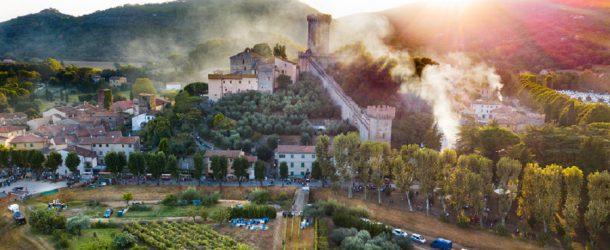 Il Complesso della Rocca del Brunelleschi di Vicopisano sarà aperto anche in agosto e per Ferragosto