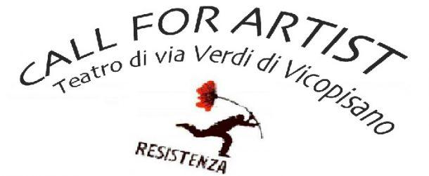 Il Teatro di via Verdi di Vicopisano chiude la stagione 2018/2019 con una chiamata agli artisti, con una call pubblica dal titolo RESIstance.